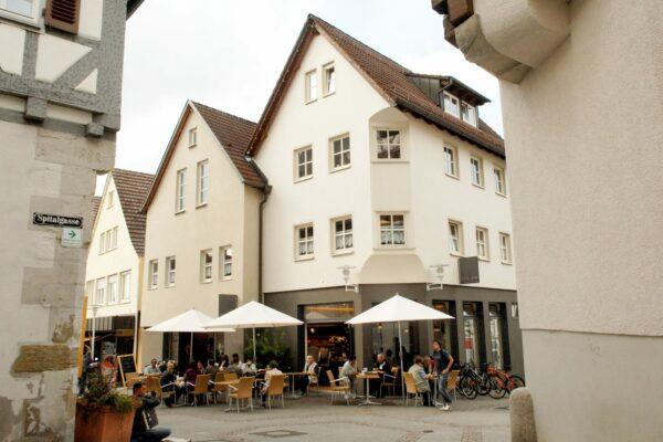 Bäcker Baier im Stammhaus