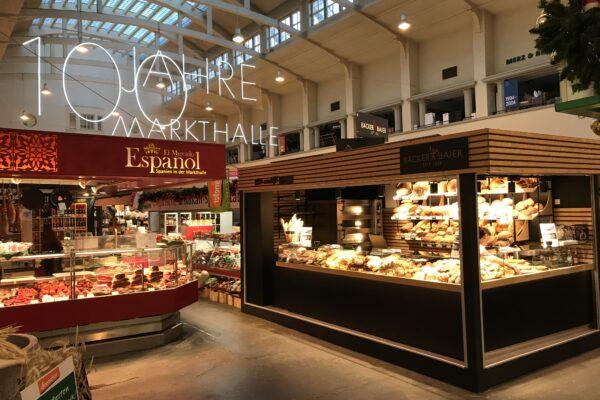 Bäcker Baier in der Markthalle
